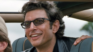 Jeff Goldblum se une a Jurassic World 2
