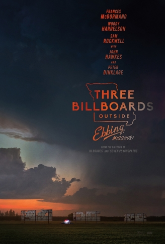 Tráiler Red Band para Three Billboards Outside Ebbing, Missouri